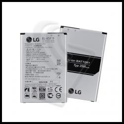 BATTERIA ORIGINALE LG K4 2017 M160 BL-45F1F RICAMBIO 2500mAh