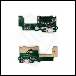 CONNETTORE RICARICA Huawei Y6 Pro TIT-L01 Flat Flex Dock Carica USB Microfono