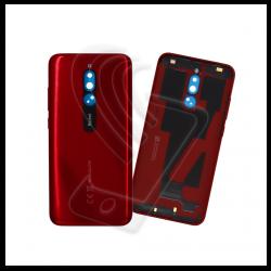 Scocca posteriore per Xiaomi Redmi 8 colore rosso