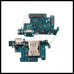 CONNETTORE RICARICA Per Samsung Galaxy A80 (A805) con jack audio, microfono e antenna