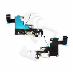 CONNETTORE RICARICA Per APPLE IPHONE 6G Dock Carica USB Bianco / White