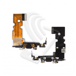Flex connettore di ricarica per Apple iPhone 8 nero