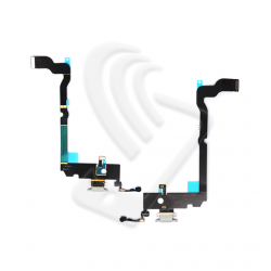 CONNETTORE RICARICA Per APPLE IPHONE XS Max Dock Carica USB Bianco / White