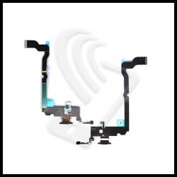 CONNETTORE RICARICA Per APPLE IPHONE XS Max Dock Carica USB Nero / Black
