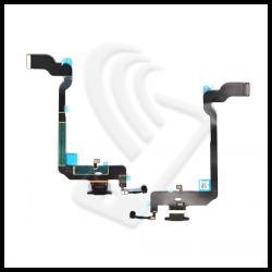 Flex connettore di ricarica per Apple iPhone XS nero
