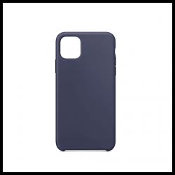 Cover morbida in silicone per Apple iPhone 11 Pro blu