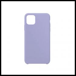 Cover morbida in silicone per Apple iPhone 11 Pro viola