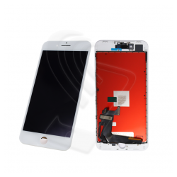 Display LCD vetro touch Apple iPhone 8 Plus bianco