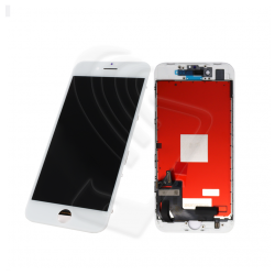 Display LCD touch screen per Apple iPhone 8 bianco