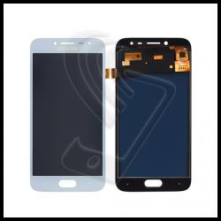 Display LCD vetro touch screen per Samsung Galaxy J2 2018 Pro blu
