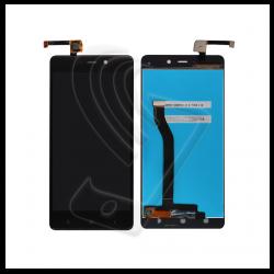 DISPLAY LCD PER XIAOMI REDMI 4 PRO E PRIME TOUCH SCREEN SCHERMO VETRO NERO Colore Nero (Black)