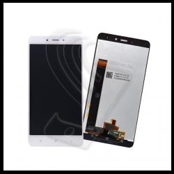 DISPLAY LCD PER XIAOMI REDMI NOTE 4 TOUCH SCREEN SCHERMO VETRO NERO / BIANCO - Bianco (White)