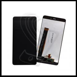 DISPLAY LCD PER XIAOMI REDMI NOTE 4 TOUCH SCREEN SCHERMO VETRO NERO / BIANCO - Nero (Black)