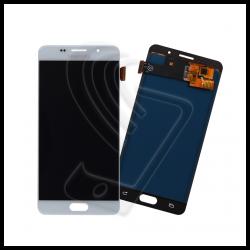 DISPLAY LCD TOUCH SCREEN PER Samsung Galaxy A5 2016 SM-A510F A510 SCHERMO VETRO Colore Bianco (White)