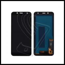 DISPLAY LDC PER Samsung Galaxy A6 2018 A600 SM-A600F TOUCH SCREEN SCHERMO NERO