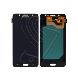 Display LCD Samsung Galaxy J5 2016 J510 schermo vetro touch screen nero