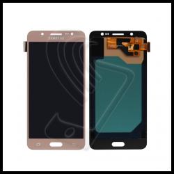 Display LCD per Samsung Galaxy J5 2016 vetro touch screen J510 oro
