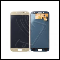 DISPLAY LCD VETRO TOUCH SCREEN Samsung Galaxy J5 2017 J530F SCHERMO Oro (Gold)