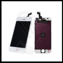 Display LCD vetro touch per Apple iPhone 5S / SE qualità Premium colore bianco