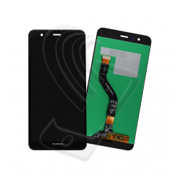 DISPLAY LCD VETRO TOUCH FRAME Per Huawei P10 Lite WAS-LX1 WAS-LX1A SCHERMO - Nero (Black) No Frame