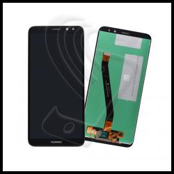 DISPLAY LCD VETRO TOUCH FRAME Per Huawei Mate 10 Lite RNE-L01 RNE-L21 L23 Colore Nero (Black) No frame