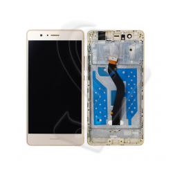 DISPLAY LCD VETRO TOUCH FRAME Huawei P9 Lite VNS-L21 VNS-L23 VNS-L31 Oro Gold