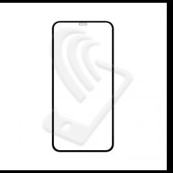 Pellicola protettiva in vetro temperato 5D full curvi per Apple iPhone X / 11 Pro nero