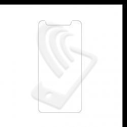 Pellicola protettiva lucida in vetro rigido per Samsung Galaxy A7 2018