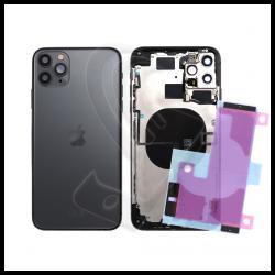 Back cover per Apple iPhone 11 Pro Max nero