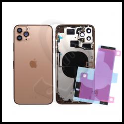 Scocca posteriore per Apple iPhone 11 Pro Max back cover oro
