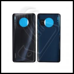 VETRO POSTERIORE SCOCCA Per Huawei Mate 30 BACK COVER COPRI BATTERIA Nero (Black)