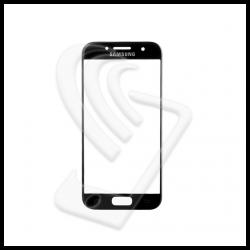 VETRO FRONTALE Samsung Galaxy A3 2017 A320F RIGENERAZIONE DISPLAY LCD Nero Black