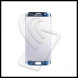 VETRO FRONTALE Samsung Galaxy S7 Edge G935F RIGENERAZIONE DISPLAY LCD Coral Blue