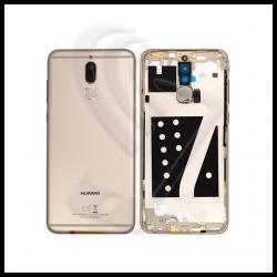SCOCCA POSTERIORE IN PLASTICA Per Huawei Mate 10 Lite BACK COVER Oro (Prestige Gold)