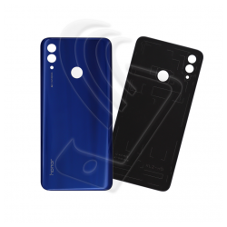 Vetro posteriore per Huawei Honor 10 Lite back cover blu