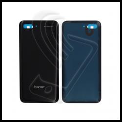 VETRO POSTERIORE SCOCCA Per Huawei Honor 10 COL-L29 BACK COVER COPRI BATTERIA Colore Nero (Midnight Black)