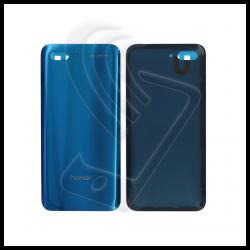 VETRO POSTERIORE SCOCCA Per Huawei Honor 10 COL-L29 BACK COVER COPRI BATTERIA Colore Blu (Phantom Blue)