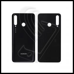 Vetro posteriore back cover per Huawei Honor 20 Lite nero