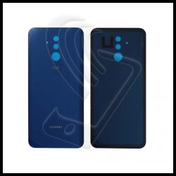 VETRO POSTERIORE SCOCCA Per Huawei Mate 20 Lite SNE-LX1 BACK COVER BATTERIA Colore Blu (Blue)