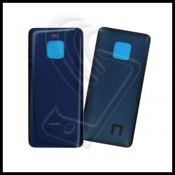 VETRO POSTERIORE SCOCCA Per Huawei Mate 20 Pro LYA-L09 L29 BACK COVER BATTERIA Colore Blu (Midnight Blue)