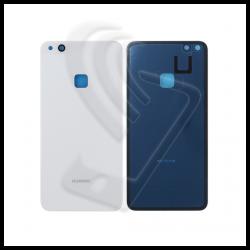 VETRO POSTERIORE SCOCCA Huawei P10 Lite BACK COVER Bianco White