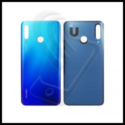 VETRO POSTERIORE SCOCCA Huawei P30 Lite MAR-LX1M LX2J LX1A BACK COVER BATTERIA Colore Blu (Peacock Blue) 24MP