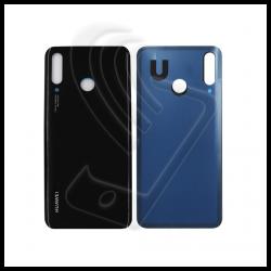 VETRO POSTERIORE SCOCCA Huawei P30 Lite MAR-LX1M LX2J LX1A BACK COVER BATTERIA Colore Nero (Midnight Black) 48MP