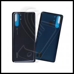 VETRO POSTERIORE SCOCCA Per Huawei P30 PRO VOG-L09 L29 BACK COVER COPRI BATTERIA Colore Nero Black