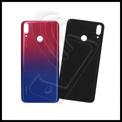 VETRO POSTERIORE SCOCCA Per Huawei Y9 2019 JKM-LX1 LX2 LX3 BACK COVER BATTERIA Colore Aurora Purple