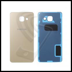 VETRO POSTERIORE SCOCCA Samsung Galaxy A5 2016 A510F BACK COVER Oro Gold