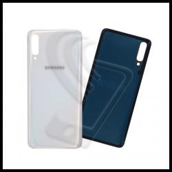VETRO POSTERIORE SCOCCA PER Samsung Galaxy A70 SM-A705F BACK COVER BATTERIA Colore Bianco (White)