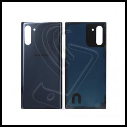 Vetro posteriore back cover per Samsung Galaxy Note 10 5G Nero