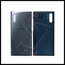 Vetro posteriore scocca posteriore colore nero per Samsung Galaxy Note 10 Plus