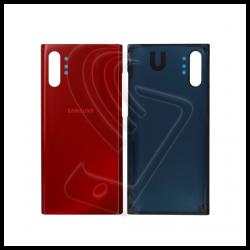 Vetro posteriore scocca posteriore colore rosso per Samsung Galaxy Note 10 Plus